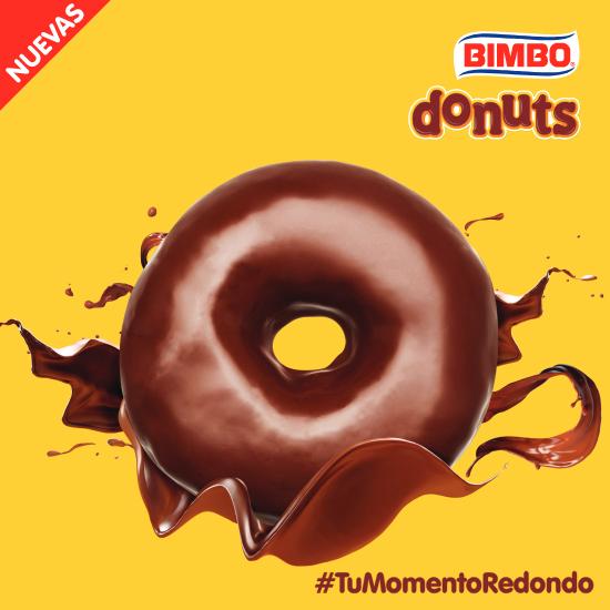 Donuts Bimbo Chocolate