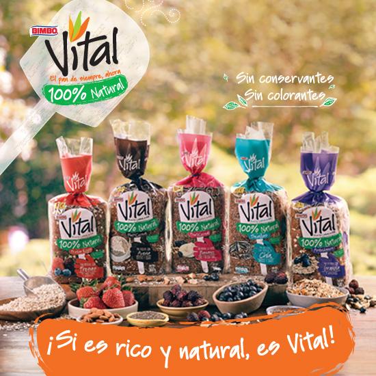 Vital – Lo natural se abre paso con Vital