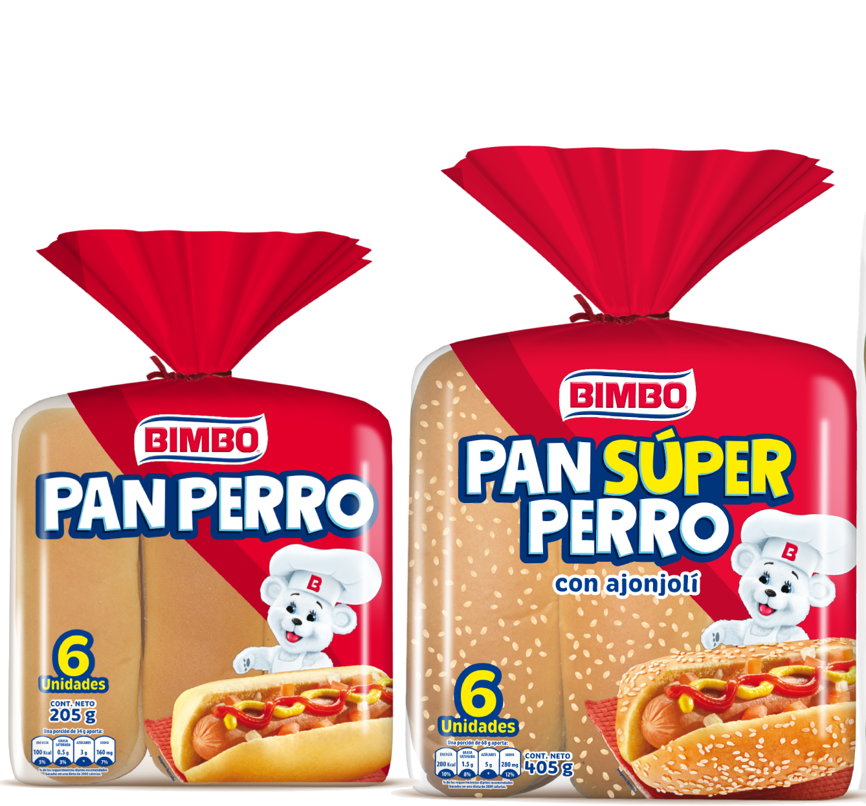 PAN PERRO